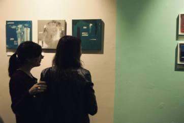 LE PICCOLE COSE Exhibition Opening. La Salchicheria/ ARTyCO. Salamanca (Spain)
