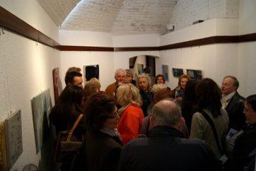 ATTRAVERSO LA FINESTRA Exhibition Opening. Galleria d'arte La Loggia. Udine (Italia)