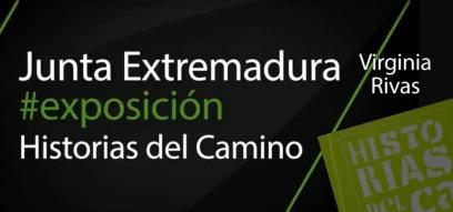GROUP EXHIBITION HISTORIAS DEL CAMINO/ Junta de Extremadura en: http://www.artesvisualesextremadura.es/virginia-rivas.html