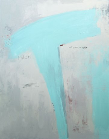 I will possess · 2017 · 146 x 114 cm